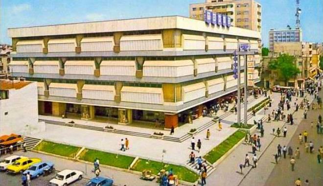 Foto: Iată cum arăta Magazinul Tomis în anii '70