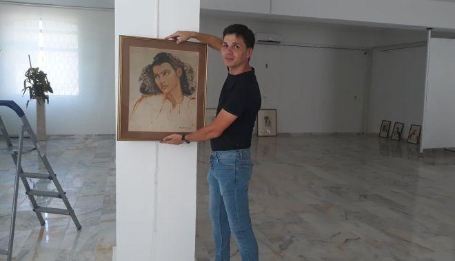 Foto: Operele Magdalenei Rădulescu, aduse la Constanța după câteva decenii