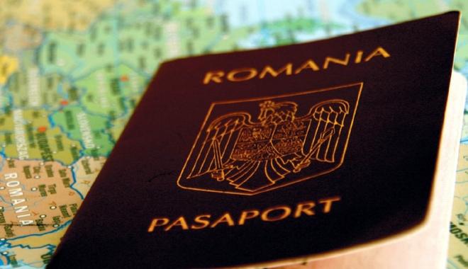 Foto: MAI, propuneri de modificare a legislaţiei pentru paşapoarte