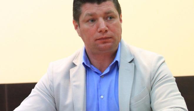 Foto: Primarul Iulian Soceanu îi convoacă pe aleşi la şedinţă. Care este motivul