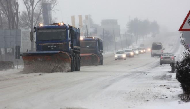 Foto: Cele mai utile sfaturi pentru circulaţia în condiţii de iarnă