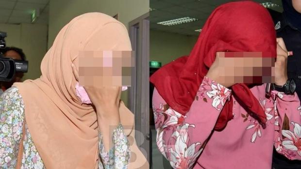 Foto: Prima condamnare pentru homosexualitate, în Malaezia. Lovituri de baston pentru două femei prinse în flagrant