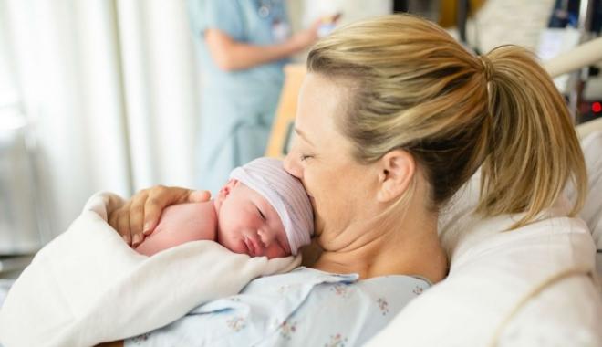 Foto: Tot mai mulţi copilaşi se nasc cu malformaţii cardiace