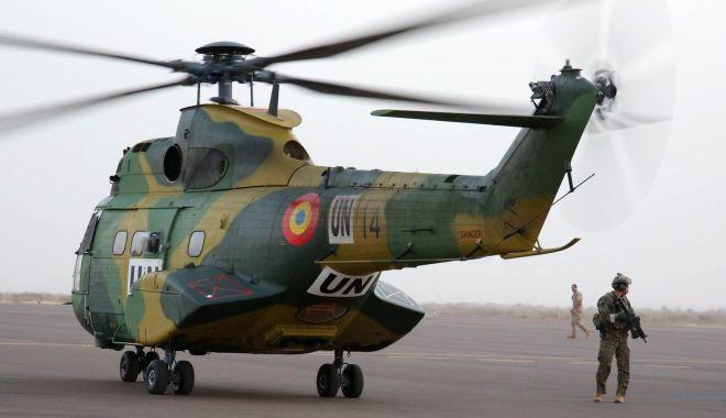 Foto: MApN / Informații de ULTIMĂ ORĂ despre militarii români din Mali