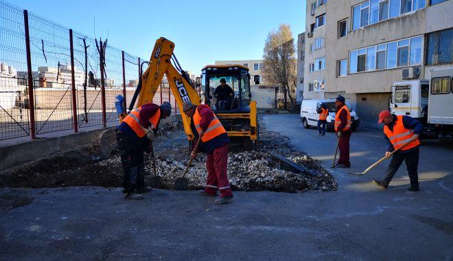 Foto: Noi locuri de parcare în Constanța!