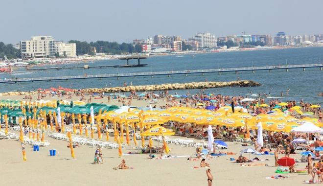 Foto: Mamaia, litoralul românesc şi Delta Dunării, promovate la Varşovia  şi Atena