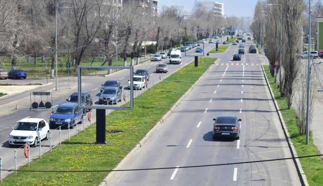 Foto: Circulaţia rutieră din Mamaia Nord, regândită. Va fi amenajată încă o parcare