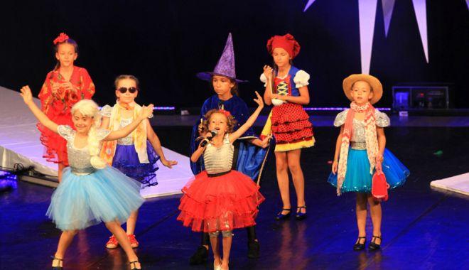 """Foto: Festivalul """"Mamaia Copiilor"""" se apropie de start"""
