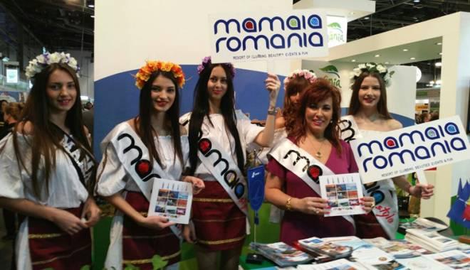 Foto: Mamaia face senzaţie la Târgul de Turism de la Tel Aviv!