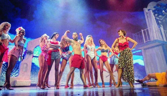 """Foto: """"Mamma Mia!"""", cea mai frumoasă poveste a anului"""