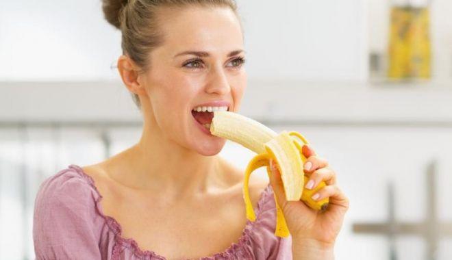 Foto: Mâncaţi banane! Vă vor menţine mereu în formă