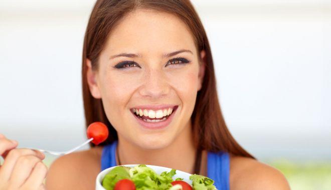 Foto: Mâncați sănătos și vă veți simți tot timpul bine!