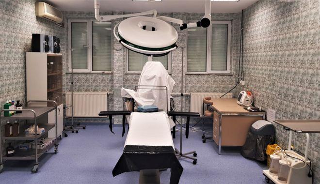 Foto: Sălile de operații din Spitalul Mangalia au fost renovate