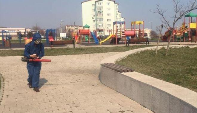 """Foto: Primarul Cristian Radu: """"La Mangalia, se redeschid parcurile și instituțiile publice"""""""