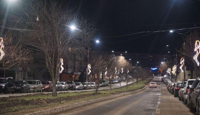 Foto: Primăria Mangalia investește în iluminatul stradal