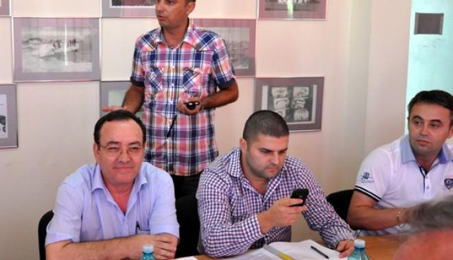 Cristian Radu dezamorsează scandalul din Consiliul Local Mangalia