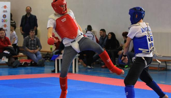 Foto: Mangalia, gazdă a Campionatului Naţional de Kung-Fu