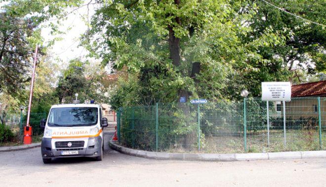 Foto: La control! Spitalul Municipal Mangalia s-a ales cu un avertisment