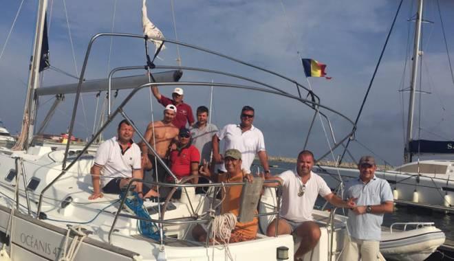 Mangalia are cel mai tare echipaj de yachting offshore - mangaliayachting-1443461549.jpg