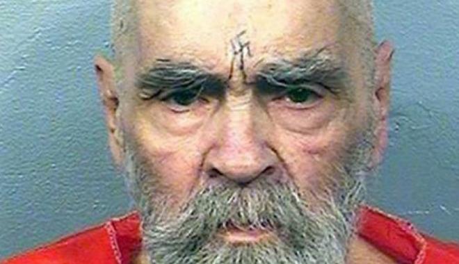 Foto: Charles Manson, unul dintre cei mai detestați ucigași americani a murit