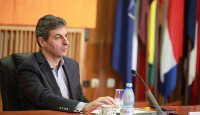 Foto: Ministrul Apărării, în vizită la Unitatea  de Integrare  a Forţelor NATO