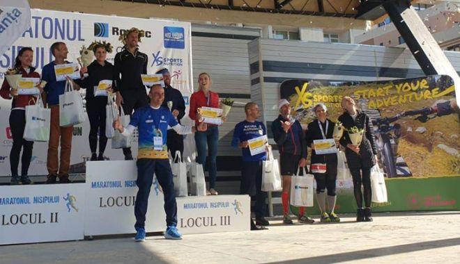 Foto: Cine sunt marii câştigători ai Maratonului Nisipului de la Mamaia
