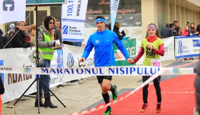 Foto: Galerie foto / Maratonul Nisipului, succesul unei competiţii unicat în Europa