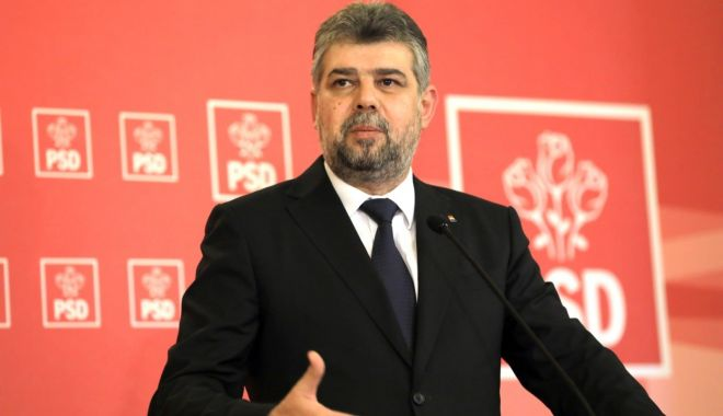 """Marcel Ciolacu: """"Iohannis trebuie să anunţe urgent un plan de reducere etapizată a restricţiilor"""" - marcelciolacu233-1617301275.jpg"""