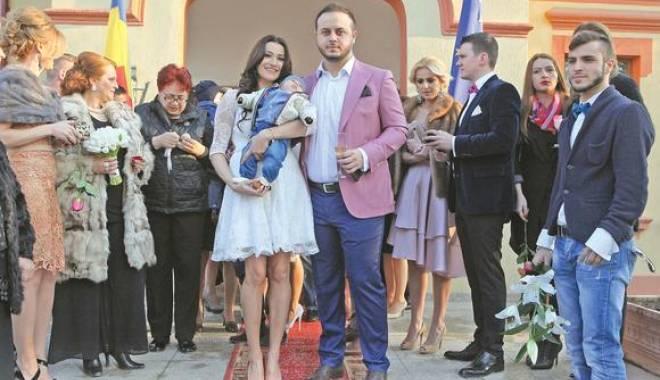 Claudia Pătrăşcanu şi Gabi Bădălău, cele mai emoţionante ore din viaţa lor - mare4-1424000974.jpg