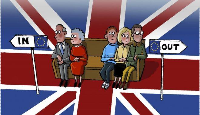 Foto: Familiile românilor aflaţi în Londra, afectate de decizia de ultimă oră luată de Marea Britanie