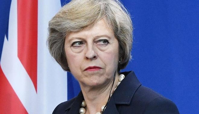 Foto: Marea Britanie: Premierul Theresa May, ţinta unui complot terorist dejucat