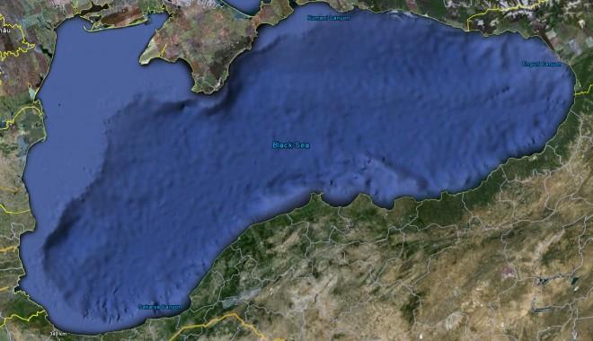 Foto: Lucrările simpozionului despre soarta Mării Negre, transmise live, pe internet