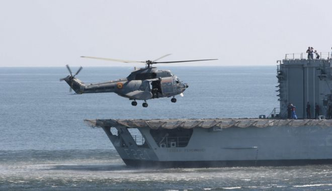 """Foto: Marea Neagră şi Dobrogea, """"invadate"""" de militari străini"""