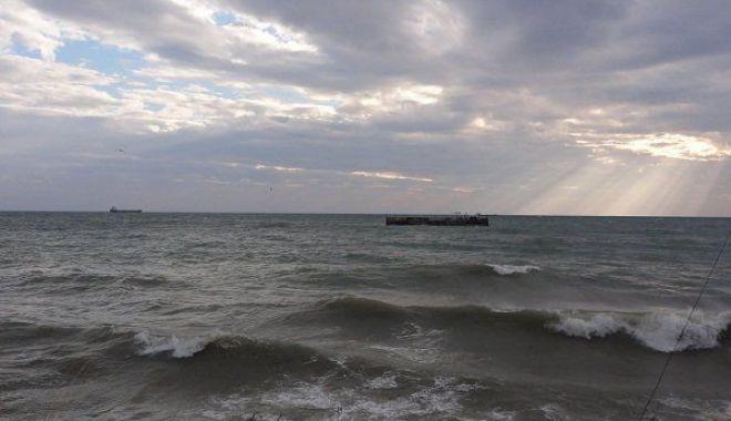 Foto: A fost cutremur în Marea Neagră!
