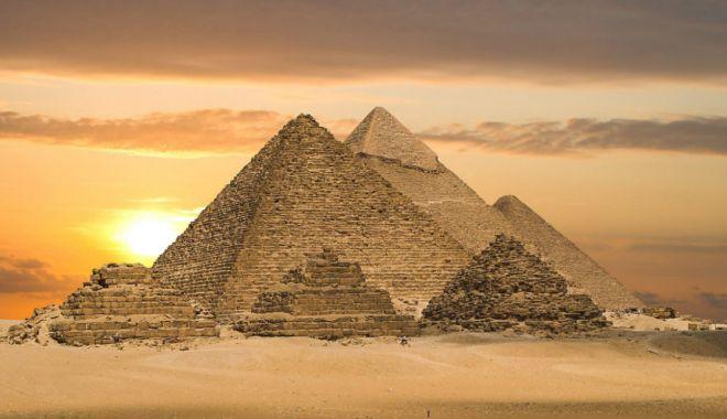 Misterul construirii Marii Piramide din Giza ar fi fost elucidat. Descoperire importantă a arheologilor