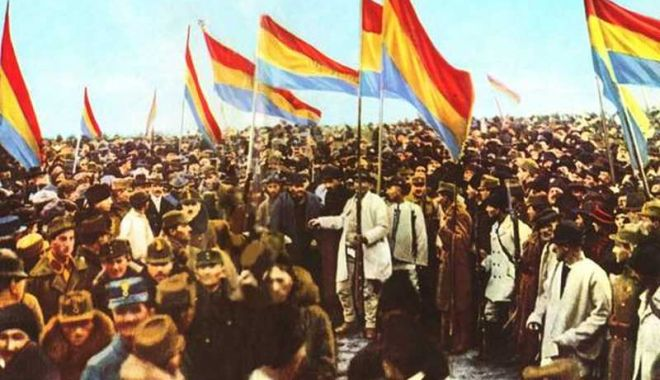 Foto: Activităţi dedicate împlinirii a o sută de ani de la Marea Unire