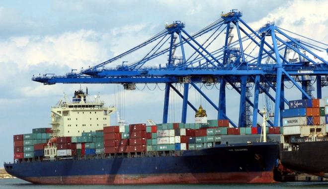 Foto: Marfă în valoare de peste 50.000 lei, confiscată în Portul Constanţa