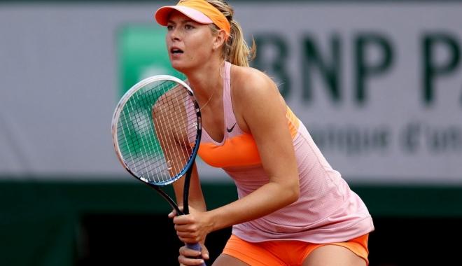 Tenis / Maria Șarapova, calificată în sferturile de finală la Tianjin - mariaarapova-1507797981.jpg