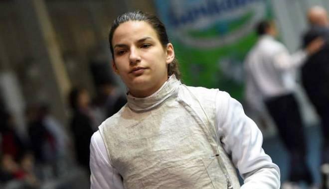 Foto: Scrimă: Stelista Maria Boldor a câștigat din nou Cupa României la floretă