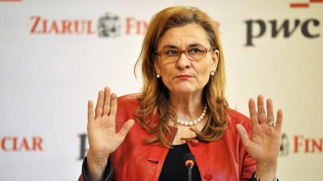 Foto: Maria Grapini, reclamată la CNCD pentru mesajul anti-diaspora