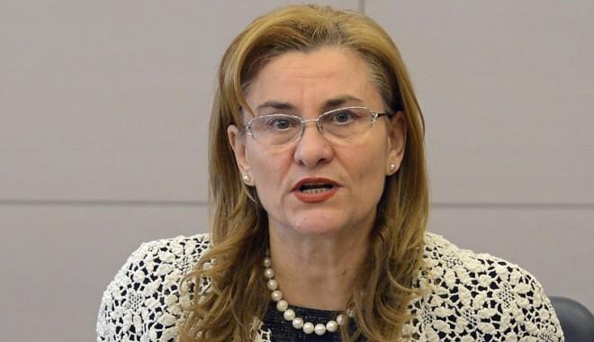 Foto: Maria Grapini va fi retrasă din postul de ministru