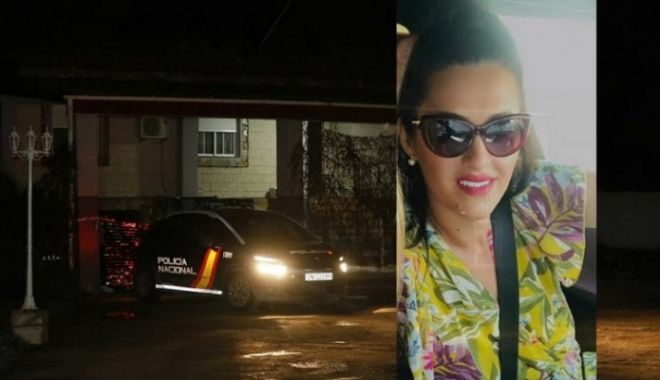 Foto: Româncă asasinată la comandă! Criminalul a fost dat de gol de o mănuşă de latex