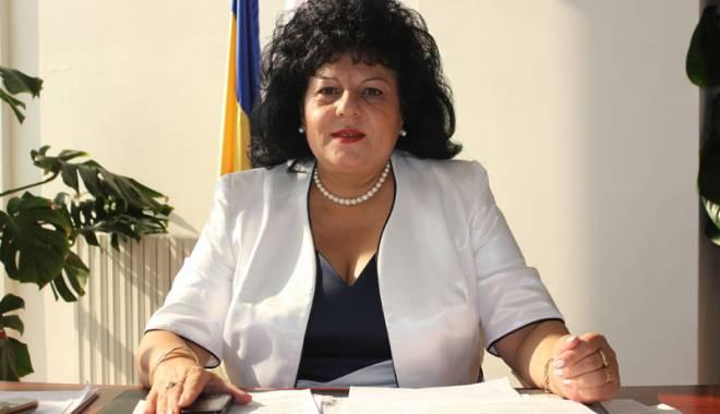 Foto: Primarul de la Cumpăna, Mariana Gâju, la Conferinţa internaţională privind gestionarea deşeurilor