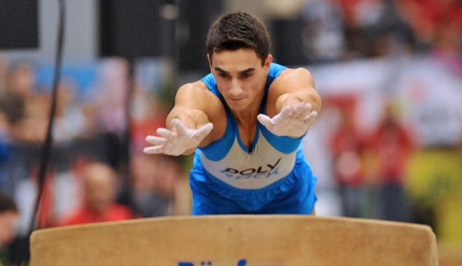 Foto: CAMPION EUROPEAN! Aur pentru Drăgulescu, la Europenele de gimnastică