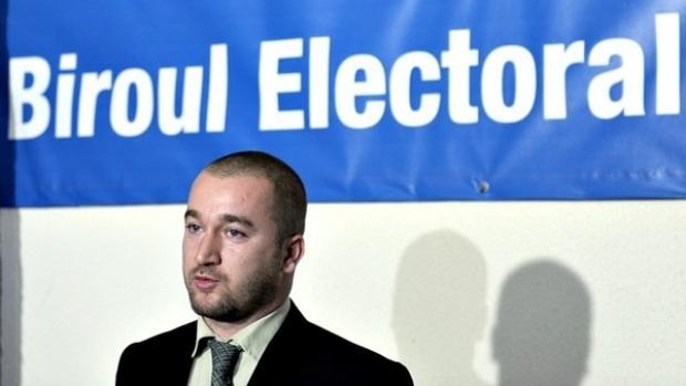 Foto: Marian Muhuleţ, susţinut de PNL, PMP şi USR pentru şefia AEP