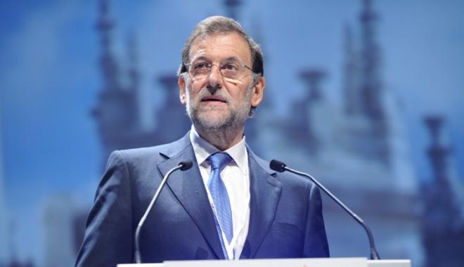 Foto: Mariano Rajoy, reales lider  al Partidului Popular din Spania