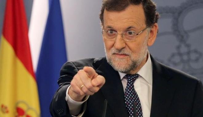 Foto: Guvernul de la Madrid suspendă autonomia Cataloniei