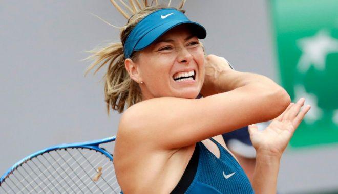 Foto: Tenis: Maria Şarapova a confirmat că va juca în turneul pe iarbă de la Mallorca