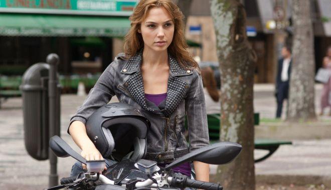 Foto: Maria şi motocicliştii fioroşi