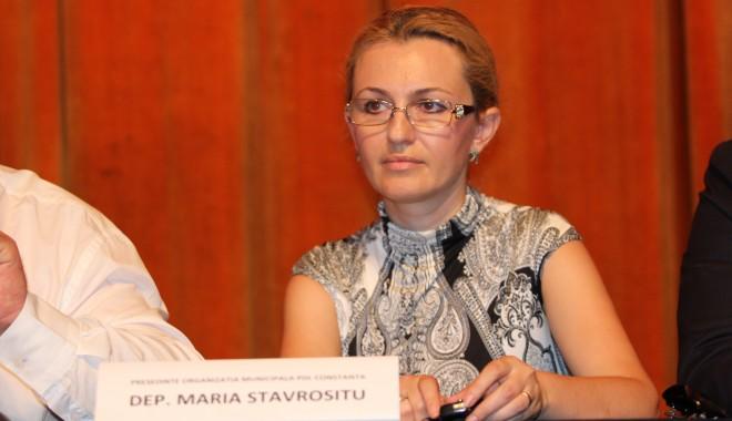 Maria Stavrositu organizează o conferință de presă - mariastavrosita1-1351177583.jpg